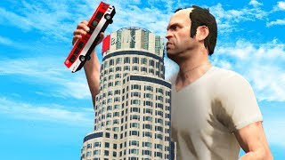 GTA 5 - PLAYING as GIANTS!