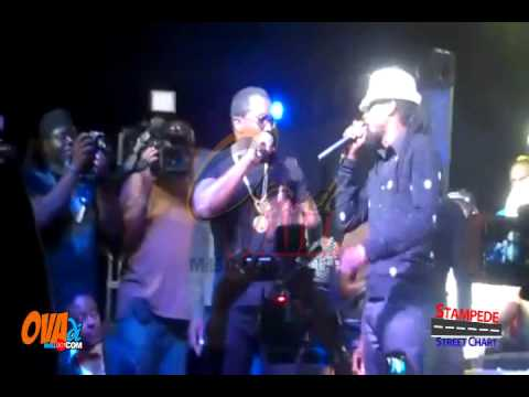 P. Diddy, Beenie Man, Ninjaman, Kiprich, Flippa Mafia  at  Bad Boy Clash  at Limelight Nightclub.wmv