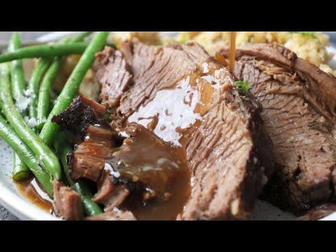 Slow Cooker Pot Roast Beef