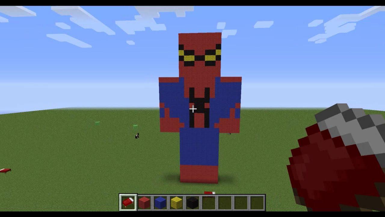 How To Build Venom In Minecraft