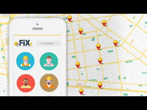 Get FiXR - Local tradesmen at your fingertips!