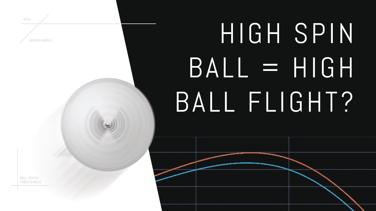 small resolution of does high spin ball high ball flight