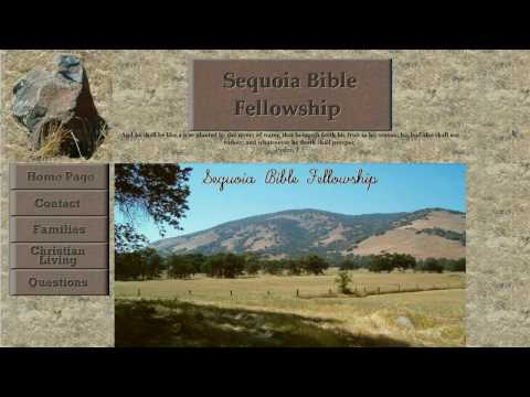 Behold What Manner of Man is This- Old Hymn  Sequoia Bible Fellowship