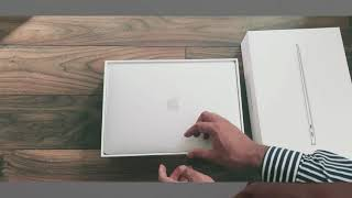 Macbook air unboxing