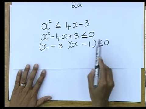 Matric revision: Maths: How to tackle Paper 1 (1/7)