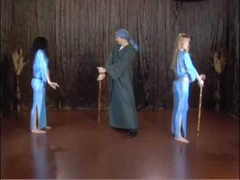 Arab Folk Dance DVD by Karim Nagi (instruction & choreographies)