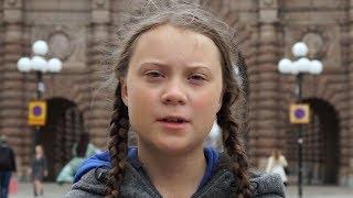Greta Thunberg, la niña sueca que inspira protestas contra el cambio climático en todo el mundo