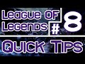 Developing Good Habits - League of Legends Quick Tips #8