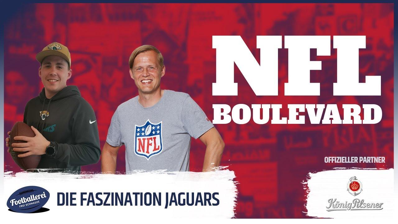 Download NFL Boulevard #128: Die Faszination Jaguars   Footballerei