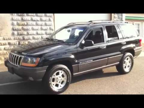 Delightful 2001 Jeep Grand Cherokee Laredo