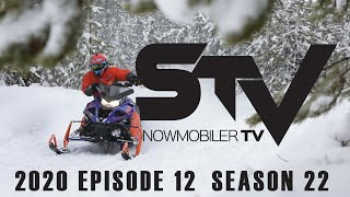 Snowmobiler TV 2020 - Episode 12 - Ottawa Valley, Pembroke Ont