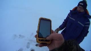 Зимняя рыбалка на Рыбинке,4. 12 .2016  видео отчет Свингино