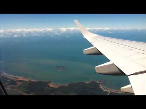 Mackay to Brisbane, Hay Point, Embraer 190, Virgin Australia