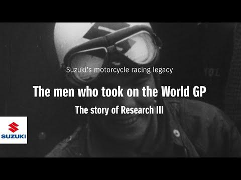 Suzuki Motorcycle Racing History Episode 1   All chapters   Suzuki