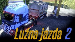 Luźna jazda w Euro Truck Simulator 2 - #2 - Zakup ciężarówki :D