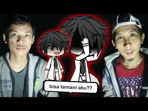 ASAL USUL HANTU DOKTER BEDAH│Gacha Life Indonesia Reaction (Murobbi Channel)