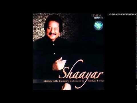 Ghazab Kiya - Pankaj Udhas (Full Song HQ - With Lyrics)
