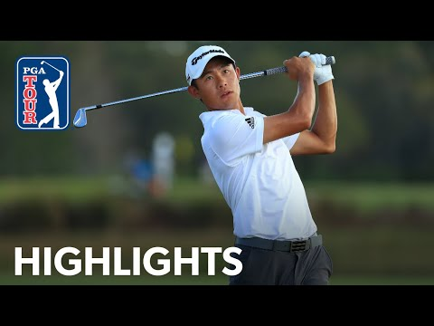 Collin Morikawa shoots 5-under 67 | Round 3 | WGC-Workday Championship | 2021