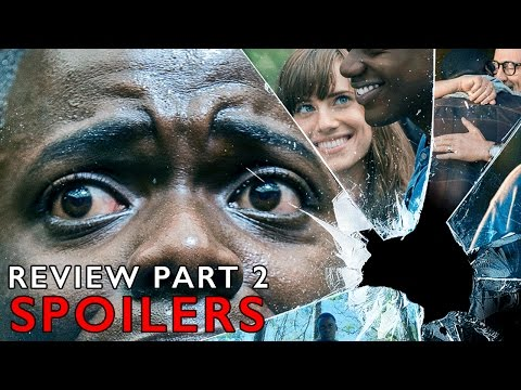GET OUT (2017) Review/Discussion Part 2 SPOILERS