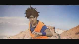 Dragon Ball Z ''การต่อสู้แบบชีวิตจริง'' พากย์ไทย [LoserStudio]