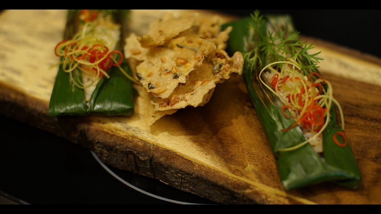 Ramadhan Recipe: The Westin Jakarta's nasi bakar - YouTube