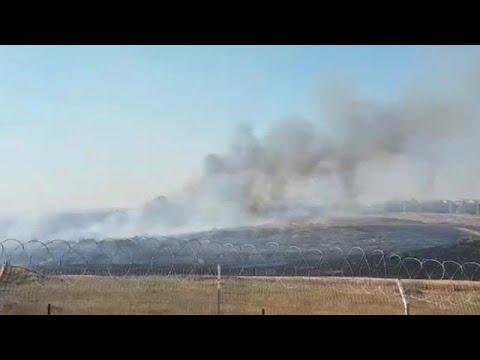 In worst blaze to date, Gaza fire kites destroy vast parts