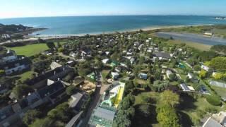 Camping De La Plage - La Trinité-sur-Mer, Bretagne, Frankreich