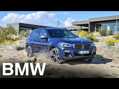 The all new BMW X3 Launch Film.