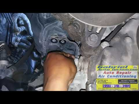 How To Replace The Starter On A Honda Civic. Without Removing CV Shaft. Honda Civic 2006-2011 1.8.