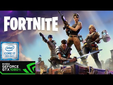 Fortnite (Season 5) | 1440p | GTX 1080TI | MAXED | G-SYNC | Performance