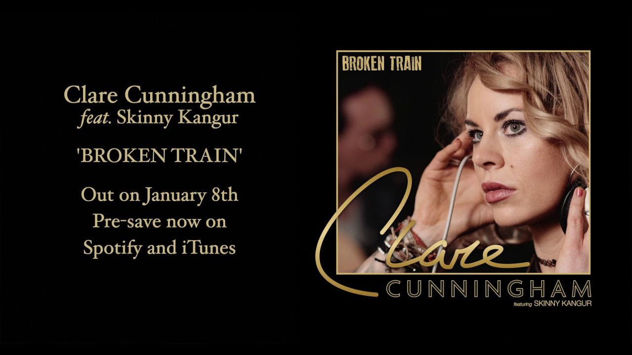 Pre-Order 'Broken Train' - Releasing January 8th 2021