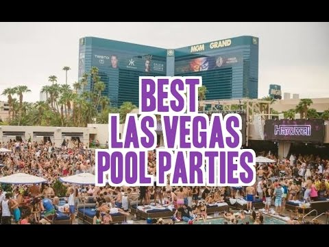 BEST Vegas Pool Parties: Wet Republic, MGM Grand & Drai's Beach Club, The Cromwell (Ep.25)
