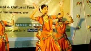 GAURIYA NRITYA by students of Assam University
