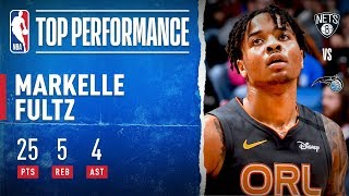 Markelle Fultz Has All-Around Game, Powers Magic To Win!