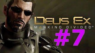 Прохождение новой игры о похождениях Адама Дженсена в далеком далеком будущем Deus Ex Mankind Divided Плейлист прох
