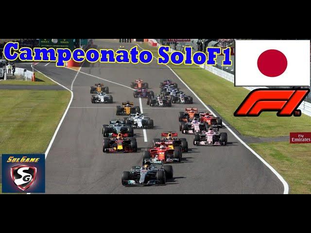 🔴 F1 2019 - Retransmisión SoloF1 // Gp Japón 17-21