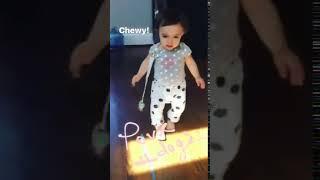 Καλομοίρα: Τα παιχνίδια της κόρης της στο Instagram