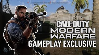 EXCLUSIVE GAMEPLAY: Call of Duty Modern Warfare (Multiplayer)