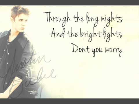 Justin Bieber - Be Alright [LYRICS & DOWNLOAD LINK]