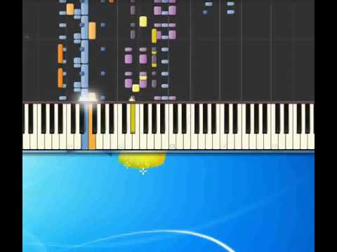 Boogie   Conte Paolo [Piano tutorial by Synthesia]