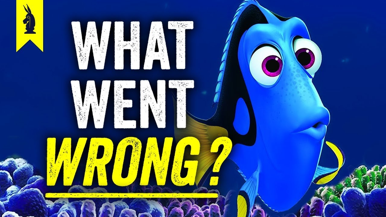Finding Dory What Went Wrong  Wisecrack Edition  YouTube