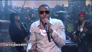 vuclip Nas - Daughters (Live On David Letterman)