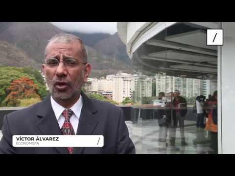 Víctor Álvarez economista