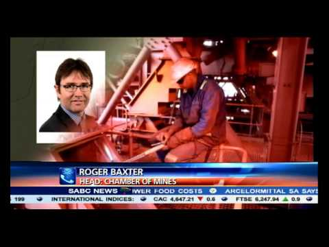 Saving Jobs In The Mining Sector: Roger Baxter