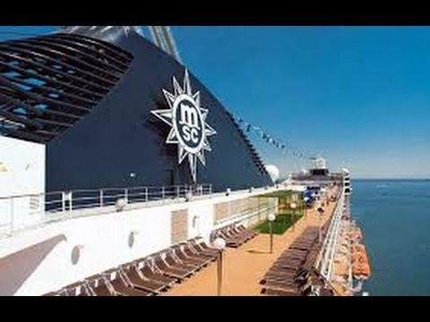 Nota con Javier Massignani MSC crucero 18-12-16