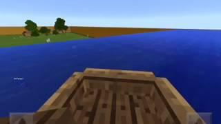 Biggest Tsunami in Minecraft PE?