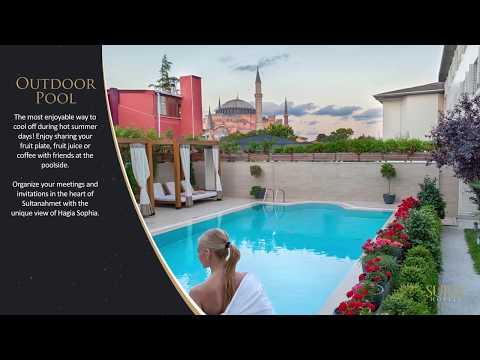 Hagia Sophia | Blue Mosque | İstanbul Hotel | Sultanahmet Hotel | #Taksimhotel