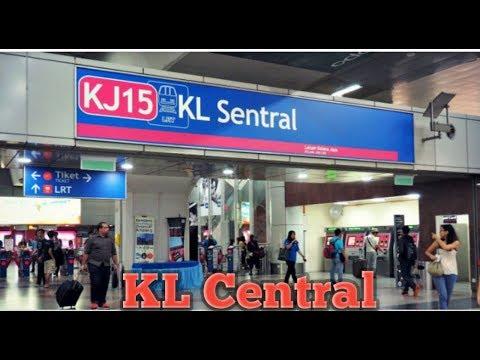 Traveling Bukit Bintang to kL Central thumbnail