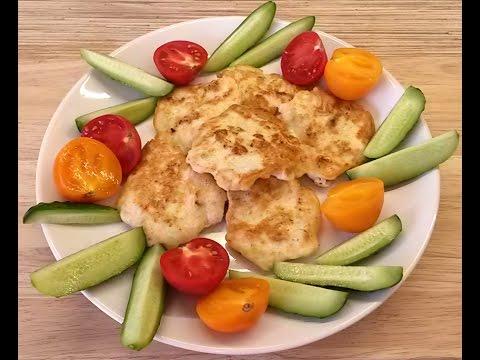 Диетические блюда из куриной грудки