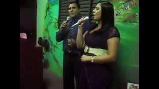 Nilson e Rose Elaine de Jesus e Alexandre Silva